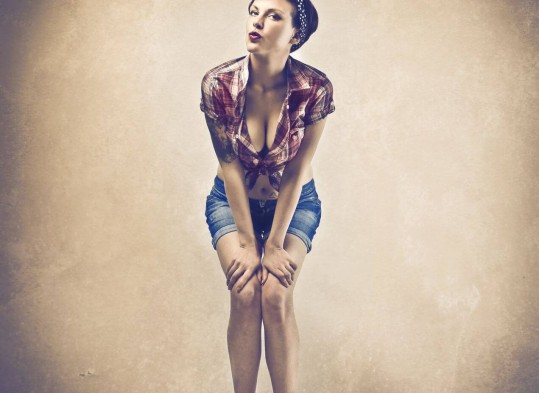 The World is Going Crazy For Vintage Pinups Over Again
